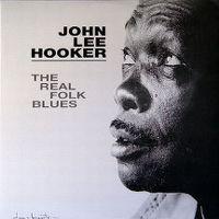 Cover John Lee Hooker - The Real Folk Blues