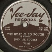 Cover John Lee Hooker - The Road Is So Rough