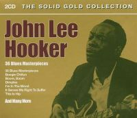Cover John Lee Hooker - The Solid Gold Collection
