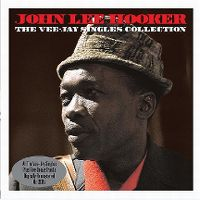Cover John Lee Hooker - The Vee-Jay Singles Collection