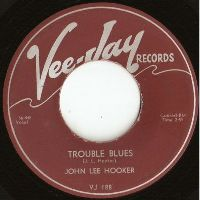 Cover John Lee Hooker - Trouble Blues