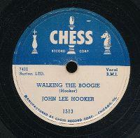 Cover John Lee Hooker - Walking The Boogie