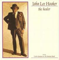 Cover John Lee Hooker feat. Carlos Santana & The Santana Band - The Healer