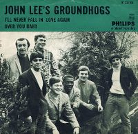 Cover John Lee's Groundhogs - I'll Never Fall In Love Again