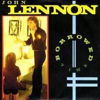 Cover John Lennon - Borrowed Time