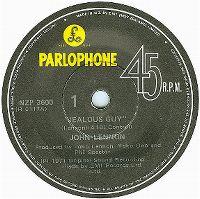 Cover John Lennon - Jealous Guy