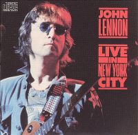 Cover John Lennon - John Lennon Live In New York City