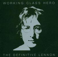 Cover John Lennon - Working Class Hero - The Definitive Lennon