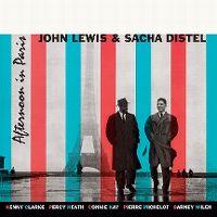 Cover John Lewis & Sacha Distel - Afternoon In Paris