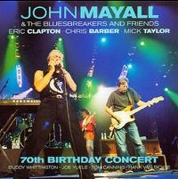 Cover John Mayall - 70th Birthday Concert