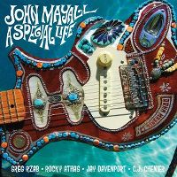 Cover John Mayall - A Special Life