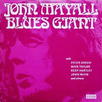 Cover John Mayall - Blues Giant
