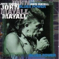 Cover John Mayall - Blues Power