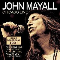 Cover John Mayall - Chicago Line - Radio Broadcast 1991
