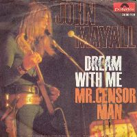 Cover John Mayall - Dream With Me