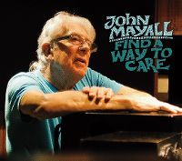 Cover John Mayall - Find A Way To Care
