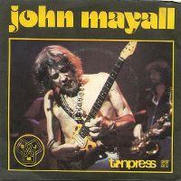 Cover John Mayall - Hard Going Up