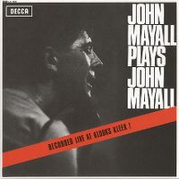 Cover John Mayall - John Mayall Plays John Mayall