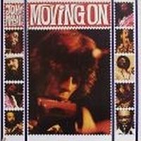Cover John Mayall - Moving On