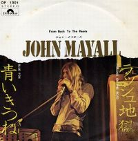 Cover John Mayall - Prisons On The Road