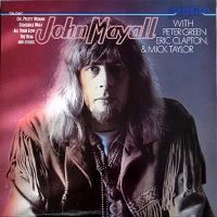 Cover John Mayall - Profile