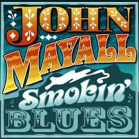 Cover John Mayall - Smokin' Blues