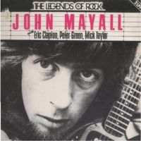 Cover John Mayall - The Legends Of Rock