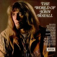 Cover John Mayall - The World Of John Mayall