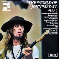 Cover John Mayall - The World Of John Mayall Vol. 2