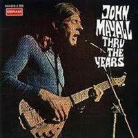 Cover John Mayall - Thru The Years
