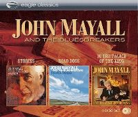 Cover John Mayall And The Bluesbreakers - Stories / Road Dogs / In The Palace Of The King
