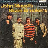 Cover John Mayall & The Bluesbreakers - Looking Back