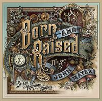 Cover John Mayer - Born And Raised