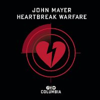 Cover John Mayer - Heartbreak Warfare
