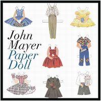 Cover John Mayer - Paper Doll