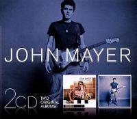 Cover John Mayer - Room For Squares + Heavier Things