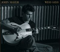 Cover John Mayer - Who Says