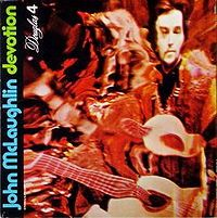 Cover John McLaughlin - Devotion