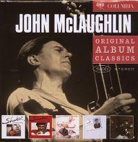 Cover John McLaughlin - Original Album Classics