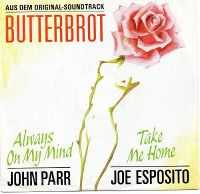 Cover John Parr - Always On My Mind