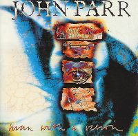 Cover John Parr - Man With A Vision