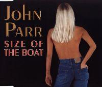Cover John Parr - Size Of The Boat