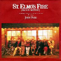 Cover John Parr - St. Elmo's Fire (Man In Motion)