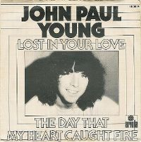 Cover John Paul Young - Lost In Your Love