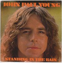 Cover John Paul Young - Standing In The Rain