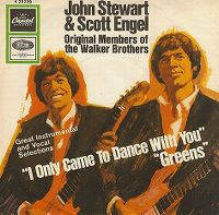 Cover John Stewart & Scott Engel - I Only Came To Dance With You