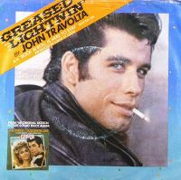 Cover John Travolta - Greased Lightnin'