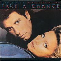 Cover John Travolta / Olivia Newton-John - Take A Chance