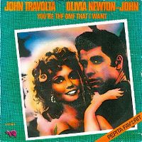Cover John Travolta / Olivia Newton-John - You're The One That I Want