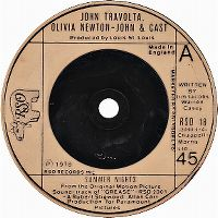 Cover John Travolta & Olivia Newton-John - Summer Nights